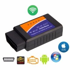 ขาย Elm327 Wireless Obd2 Car Code Reader Scan Tool Obd Scanner Connects Via Wifi With Ios Android Windows Device Intl ออนไลน์ ใน Thailand