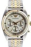 Emporio Armani นาฬิกาข้อมือผู้ชาย สายสแตนเลส รุ่น Ar0396 ถูก