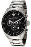 ซื้อ Emporio Armani นาฬิกาผู้ชาย สีเงิน สายสเเตนเลส รุ่น Ar0585 Emporio Armani เป็นต้นฉบับ