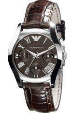 ขาย ซื้อ Emporio Armani นาฬิกาข้อมือผู้หญิง สายหนัง รุ่น Ar0672 Brown ใน กรุงเทพมหานคร