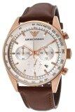 ขาย Emporio Armani Classic นาฬิกาผู้ชาย สายหนัง รุ่น Ar5995 Brown ถูก