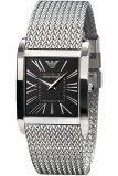 ขาย ซื้อ Emporio Armani Ladies Watch Stainless Strap Ar2013 Silver