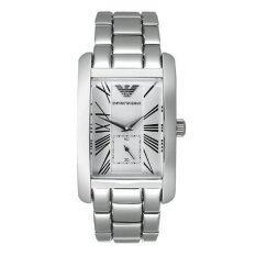 ขาย Emporio Armani Men S Ar0145 Classic Stainless Steel Roman Numeral Dial Watch Armani ผู้ค้าส่ง