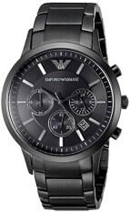 ขาย Emporio Armani Men S Ar2453 Classic Stainless Steel Black Watch Emporio Armani ใน Thailand