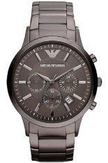 ราคา Emporio Armani Men S Chronograph Bracelet Watch Ar2454 ใหม่ ถูก