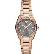 โปรโมชั่น Emporio Armani นาฬิกาข้อมือผู้หญิง สายสแตนเลส รุ่น Ar6030 Gold Emporio Armani ใหม่ล่าสุด