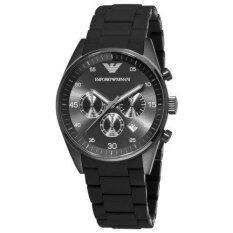ขาย Emporio Armani Sport Chronograph Black Dial Men S Watch Ar5889 ใน กรุงเทพมหานคร