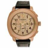 ราคา นาฬิกาข้อมือผู้ชาย Emporio Armani Sportivo Chronograph สายหนัง ใน กรุงเทพมหานคร