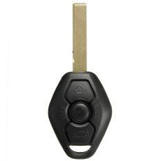 ราคา Entry Remote Key Fob Transmitter Clicker W Uncut Blade 315Mhz For Bmw E46 ที่สุด