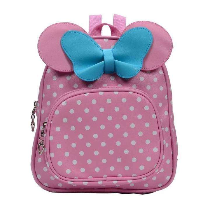 a7980fb35d ... โปรโมช น era lovely cartoon bowknot children backpacks kindergarten ...