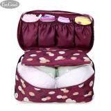 ขาย Esogoal กระเป๋าอเนกประสงค์เดินทาง ใส่อุปกรณ์อาบน้ำ เครื่องสำอาง แบบพกพา Wash Gargle Bag Waterproof Travel Hanging Organizer Bag For Women Girls Esogoal เป็นต้นฉบับ