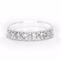 ส่วนลด แหวน Eternity แถว 7 เม็ด Rin Rin กรุงเทพมหานคร