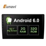 ซื้อ Eunavi 2Gb 32Gb 10 1 Universal 1024 600 Intel Car Stereo Gps Navigation System Android 6 Quad Core 2 Din Head Unit Intl ออนไลน์ ถูก