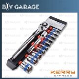 ทบทวน ที่สุด เครื่องมือช่าง Euro King Tool 1 2 Dr Socket Set 12Pcs Chrome Vanadium บล็อกชุด 1 2 12 ชิ้น ลูกบล็อกเบอร์ 10 24Mm พร้อมข้อต่อ และด้ามจับก๊อกแก๊ก