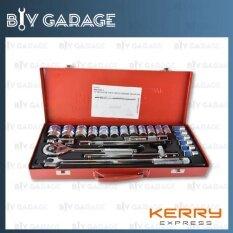 ขาย Euro King Tools ชุดบล็อกเครื่องมือช่าง อเนกประสงค์ แกน 1 2 4 หุุน 24 ชิ้น ลูกบล็อกขนาด 10 11 12 13 14 15 16 17 18 19 20 21 22 23 24 27 30 และ 32Mm