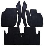 ขาย Extramat ยางปูพื้น ลายกระดุมเกรดพรีเมี่ยม สีดำ Honda City ปี2014 18 Extramat เป็นต้นฉบับ