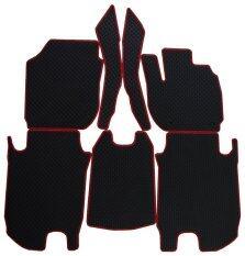 ส่วนลด Extramat ยางปูพื้น ลายกระดุมเกรดพรีเมี่ยม Honda Hr V สีดำ ขอบแดง Extramat ใน กรุงเทพมหานคร