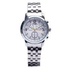 ขาย ซื้อ Eyki นาฬิกาข้อมือผู้ชาย สายสแตนเลส รุ่น Eet8442Ag S01 Silver
