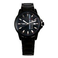 ราคา Eyki Overfly นาฬิกาข้อมือผู้ชาย สีดำ สายสแตนเลสรมดำ รุ่น 8481Ag Bb ออนไลน์ ไทย