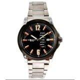 ซื้อ Eyki Overfly นาฬิกาข้อมือผู้ชาย สายสแตนเลส รุ่น Eov8486G Bg สีเงิน ดำ Eyki เป็นต้นฉบับ