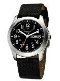 ขาย Eyki Overfly นาฬิกาข้อมือผู้ชาย สีดำ สายผ้า รุ่น Mn W8479G ถูก Thailand