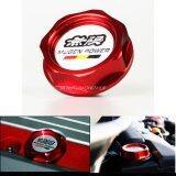 ขาย ฝา น้ำมัน เครื่อง สำหรับ รถยนต์ ฮอนด้า ทุกรุ่น สีแดง 84 Racing