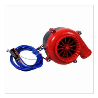 เสียง เทอโบ หลอก ไฟฟ้า Fake Turbo Blow off สำหรับ รถ N/A ทุกรุ่น (TURBO SOUND)-