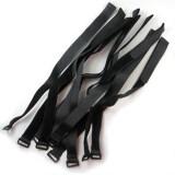 ขาย Fancyqube Hot Sale Black 10 Pcs 20X450Mm Velcro Tie Down Straps Cam Buckle Wrap Band Luggage Strap Intl ถูก ใน ฮ่องกง