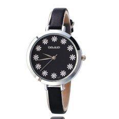 ขาย Fashion Casual Sunflower Slim Wristband Watches Hot Sale Woman Dress Wristwatches Clock Daisy Flower Quartz Watch Intl Unbranded Generic ใน จีน
