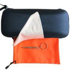ขาย Fashion Glasses Box Model Cc B02 Bk Black กล่องใส่แว่นตาพร้อมผ้าเช็ดแว่นไขควง Fashion เป็นต้นฉบับ