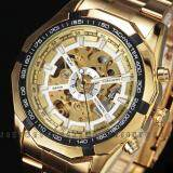 ซื้อ Fashion Gold Men S Watches Famous Luxury Brand Military Automatic Watches Men Mechanical Watch Intl ใน จีน