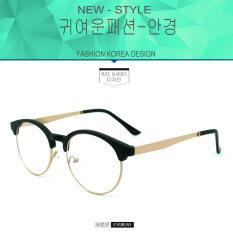 ราคา Fashion แว่นตากรองแสงสีฟ้า K 1231 สีดำด้านตัดทอง ถนอมสายตา กรองแสงคอม กรองแสงมือถือ ออนไลน์
