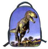 ขาย Fashion Novelty Kids Cool Dinosaur Backpack Children Sch**l Bag Intl เป็นต้นฉบับ