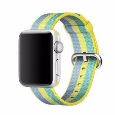 ซื้อ Fashion Nylon Watch Woven Band Classic Sport Replacement Strap For Apple Watch Band Iwatch Series 1 Series 2 Iwatch 38Mm Intl จีน