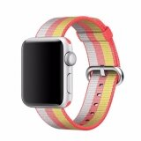 ซื้อ Fashion Nylon Watch Woven Band Classic Sport Replacement Strap For Apple Watch Band Iwatch Series 1 Series 2 Iwatch 42Mm Intl