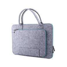 Fashion Portable Laptop Case Protective Handbag Pouch For Macbook Air Pro Retina 13Inch Intl ใหม่ล่าสุด