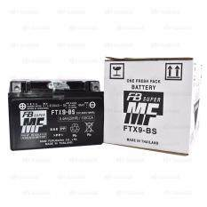 โปรโมชั่น Fb แบตเตอรี่ High Performance Maintenance Free แบตแห้ง Ftx9 Bs 12V 8Ah ใช้สำหรับมอเตอร์ไซค์บิ๊กไบค์ กรุงเทพมหานคร