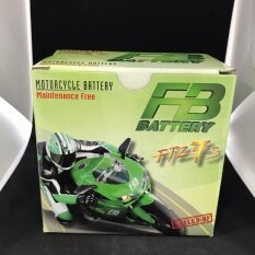 ทบทวน ที่สุด Fb แบตเตอรี่ แห้งมอเตอร์ไซค์ รุ่น Ftz7S เบอร์ 7 12V7Ah ใชักับรถจักรยานยนต์ ขนาด 12 โวลต์