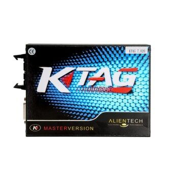 Firmware KTAG V7.020 ECU Programming Tool Master Version Firmware V7.020 V2.23 with Unlimited Token - intl