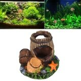 ซื้อ Fish Tank Aquarium Ornament Wreck Sailing Boat Sunk Ship Destroyer Decor Intl ใน จีน