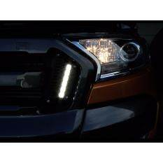 ขาย Fitt ไฟ Daytime ไฟLedในเวลากลางวัน สำหรับ Ford Ranger 2015 Fitt ถูก