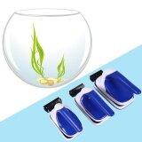 ทบทวน Floating Magnetic Brush Aquarium ถังปลาสาหร่าย Scraper Cleaner เครื่องมือทำความสะอาด L