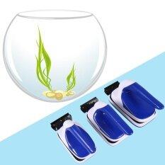 ขาย ซื้อ Floating Magnetic Brush Aquarium ถังปลาสาหร่าย Scraper Cleaner เครื่องมือทำความสะอาด L จีน