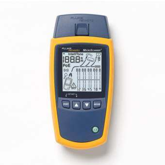 Fluke MicroScanner² Cable Verifier เครื่องตรวจสอบสายเคเบิล-