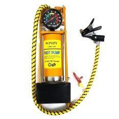 ขาย Foot Pump ที่สูบลมแบบเท้าเหยียบ รุ่น Cwd 320 100 Psi Gauge ใน ไทย