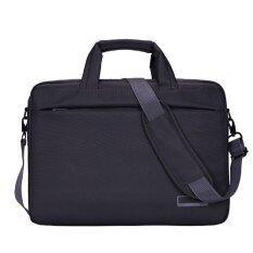 Fopati กระเป๋าแล็ปท็อป 13 3 14 นิ้วไนลอนถุงลมนิรภัยผู้ชายกระเป๋าคอมพิวเตอร์กระเป๋าถือแฟชั่นผู้หญิงกระเป๋าสะพายเอกสารกระเป๋าพกพากรณี นานาชาติ เป็นต้นฉบับ