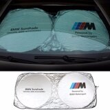 For Bmw E46 E39 E90 E60 F30 E30 E36 F10 E34 X5 X1 X6 X3 E92 M3 F20 Car Front Windshield Sunshade Intl ถูก