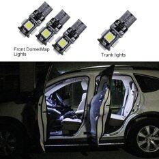 ขาย For Chevrolet Cruze Convenience Bulbs Car Led Interior Light C10W W5W Replacement Bulbs Dome Map Lamp Light Bright White 4 Pcs Per Set Intl