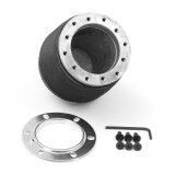 ซื้อ For Peugeot 106 306 Steering Wheel Hub Boss Kit Fit Momo Omp Richbrook Etc Intl ออนไลน์ แองโกลา