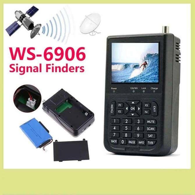 ซื้อที่ไหน Digital LCD Satfinder Satellite Finder Signal